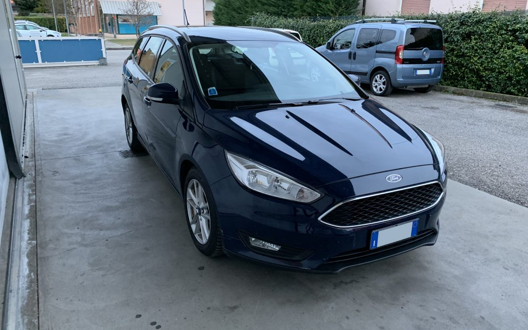 Ford Focus 1.5 TDCi 120 CV Start & Stop Business
